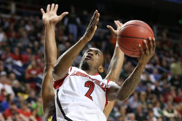 Second Round: Louisville dominates N.C. A - March Madness Video Hub