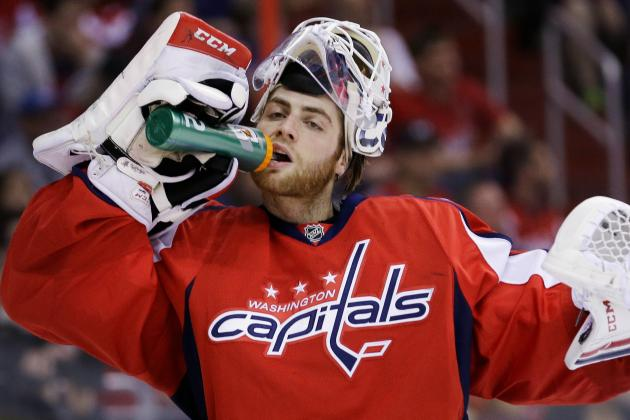 Washington Capitals vs. Winnipeg Jets - GameCast - March 21, 2013 - ESPN