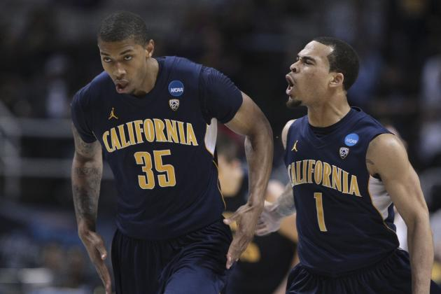 Front Court Contributions Help California Oust 5-Seed UNLV