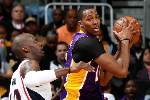 How Dwight Howard Is Transforming LA Lakers' Season Since the All-Star Break