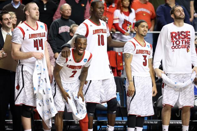 Louisville basketball invades Rupp Arena and destroys North Carolina A&T 79-48