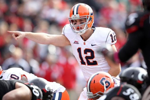 Is Ryan Nassib the 2013 NFL Draft's Best QB?