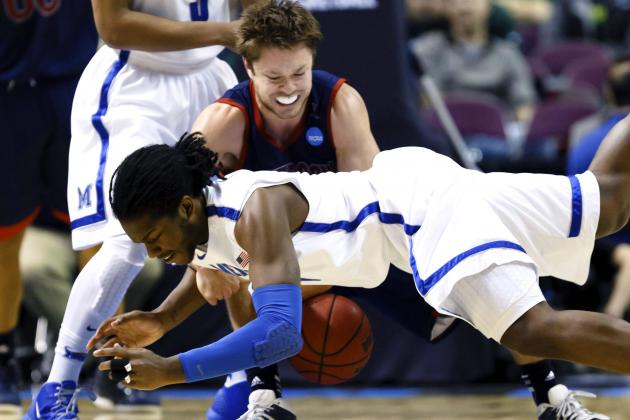 NCAA Basketball Tournament 2013: Biggest Disappointments from Thursday's Action