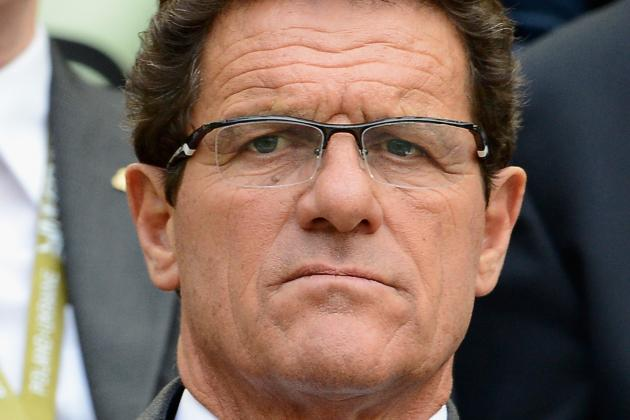 Russia Boss Fabio Capello Unaware of Any Interest from Chelsea