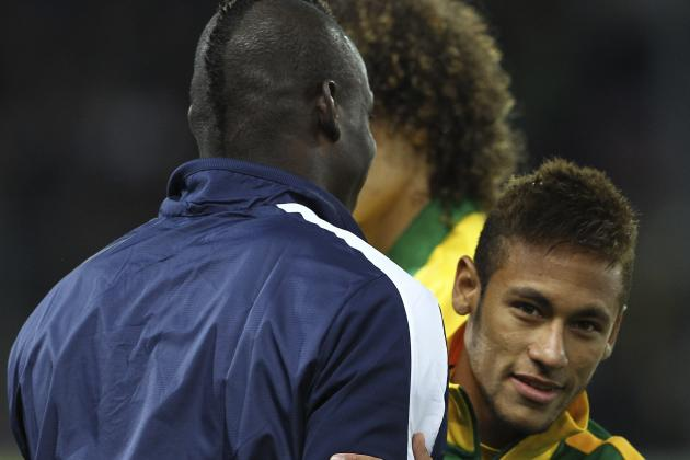 Neymar: I Am a Big Fan of Balotelli