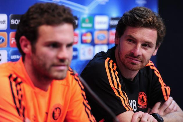 Villas-Boas Can Replace Mourinho at Real Madrid, Says Mata