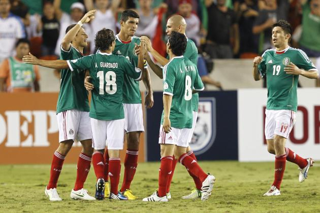 Honduras vs Mexico: Players to Watch in CONCACAF 2014 World Cup Qualifier