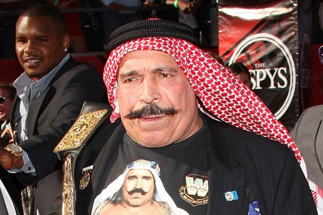 Wrestling Legend Iron Sheik Targets UFC Star Nick Diaz with Quasi Racist Tweet