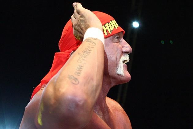 Hulk Hogan Changed WrestleMania X-8 Match with The Rock on the Fly