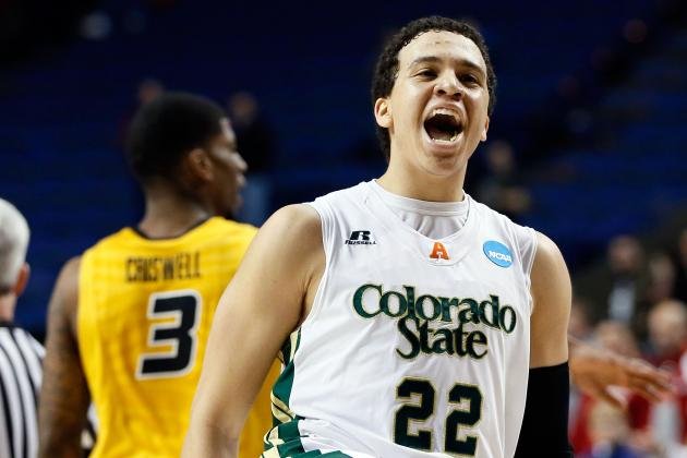 Second Round: Colorado St. Knocks Out Missouri: March Madness Video Hub
