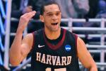 Harvard Stuns 3-Seed New Mexico for 1st Ever Tourney Win