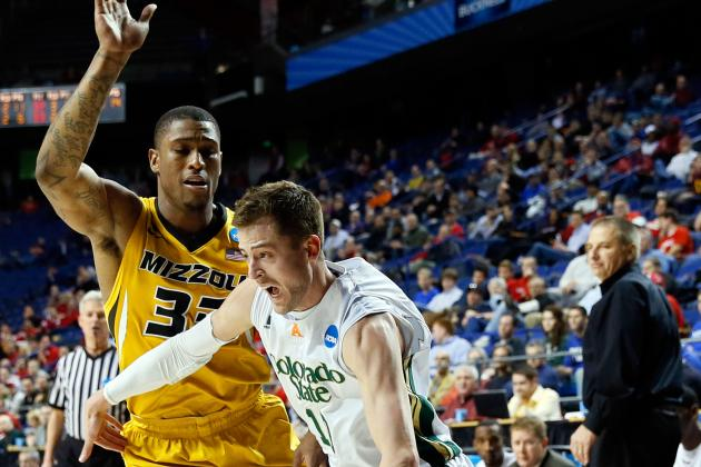 Missouri Knocked out of NCAA Tournament by Colorado State