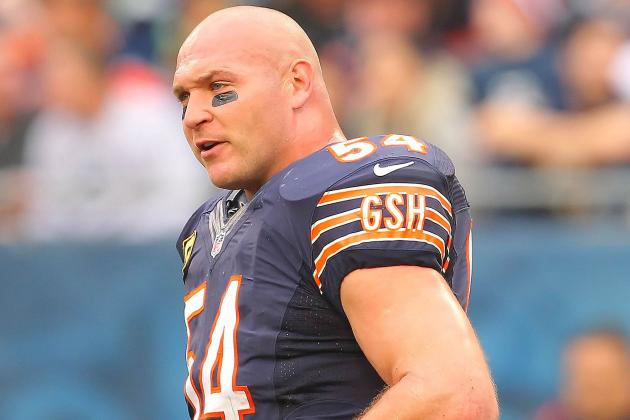 Indianapolis Colts Signing Brian Urlacher Is a Far-Fetched Possibility