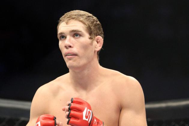 Dan Hardy Injured; Jordan Mein Steps in to Face Matt Brown at UFC on Fox 7