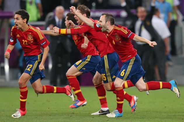 Spain vs. Finland: World Cup Qualifying Live Score, Highlights, Recap