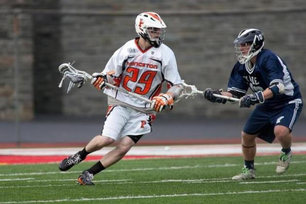 NCAA Lacrosse: No. 10 Princeton Hosts No. 18 Yale in Huge Ivy League Match Up