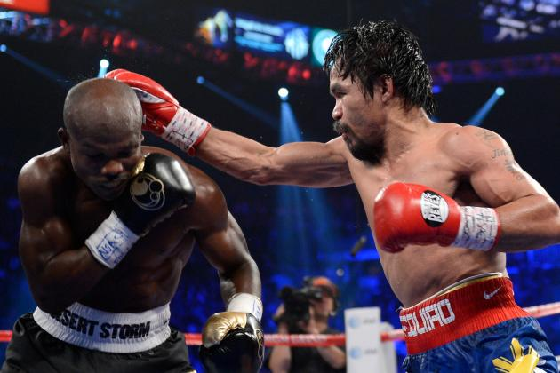 Manny Pacquiao: Tim Bradley Rematch an Attractive but Dangerous Proposition
