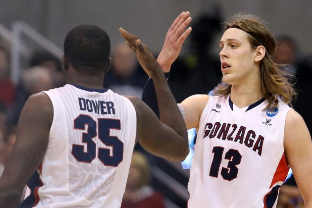Gonzaga vs. Wichita St: Game Time, TV Schedule, Spread Info and Predictions