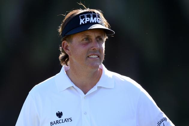 The Masters: Phil Mickelson Is Offended by Dumb Augusta Question