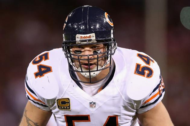 Bears' Tactics with Urlacher May Turn out to Be Brilliant