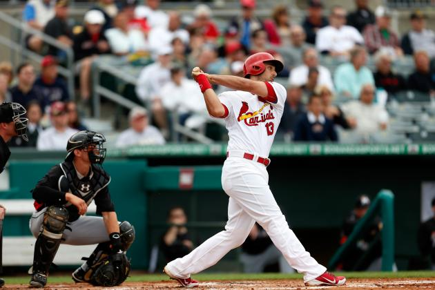 Cardinals' Matt Carpenter Could Put the Brakes on Kolten Wong