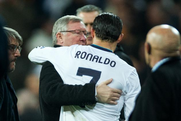 Picking a Manchester United Side to Include Cristiano Ronaldo Again