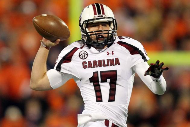 Why a Two-Quarterback System Will Work at South Carolina