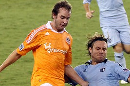 Houston Dynamo Midfielder Brian Ownby Loaned to Richmond Kickers