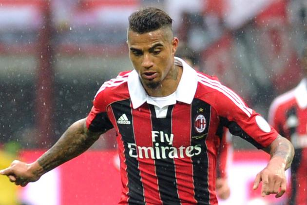 Boateng Hopes for a 'Black Mourinho'