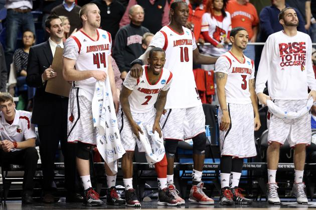 Deep Bench? Louisville Basketball Has a Deep Starting Lineup