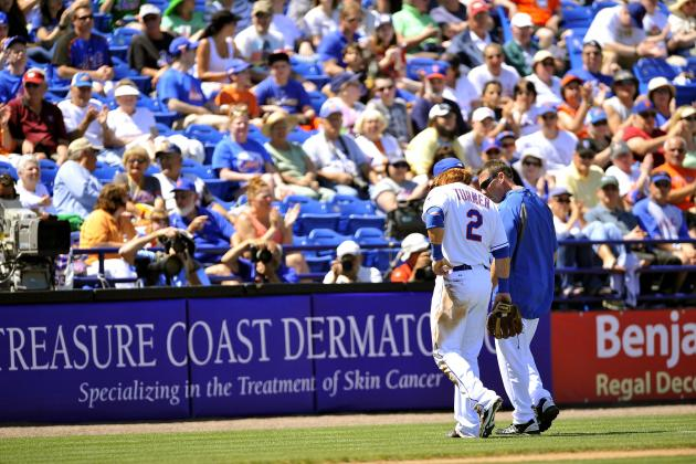 Turner's Sprints a Good Sign for Mets