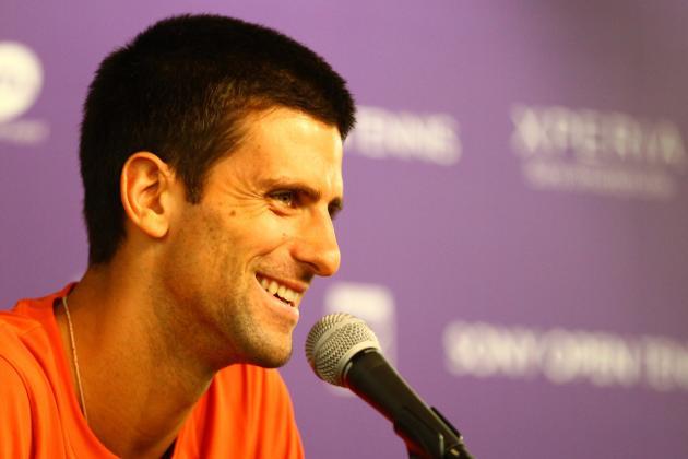 Novak Djokovic, Juan Martin Del Potro, Andy Murray: Miami Masters Contenders