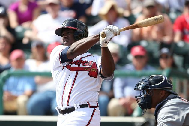J. Upton Hitting Tape-Measure Jobs