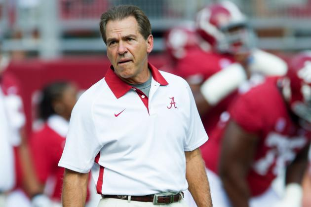 Alabama Football: Crimson Tide Close to Getting Under the 85-Player Cap