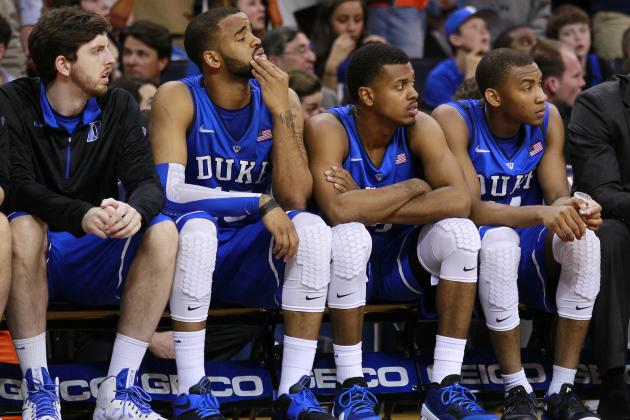 Duke Basketball: Bench Players Who Will Take Blue Devils Far in Tournament