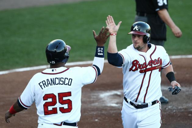 Fredi G: Braves Expect to Use Third-Base Platoon