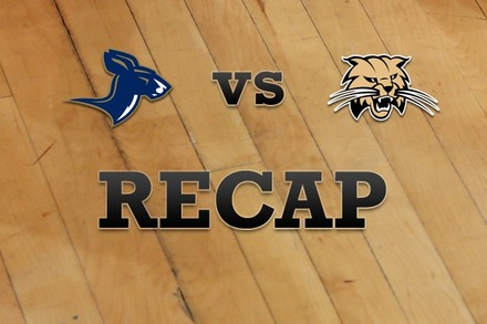 Akron vs. Ohio: Recap, Stats, and Box Score