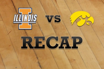 Illinois vs. Iowa: Recap, Stats, and Box Score