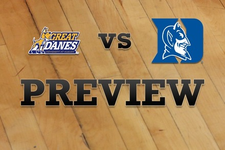 Albany vs. Duke: Full Game Preview