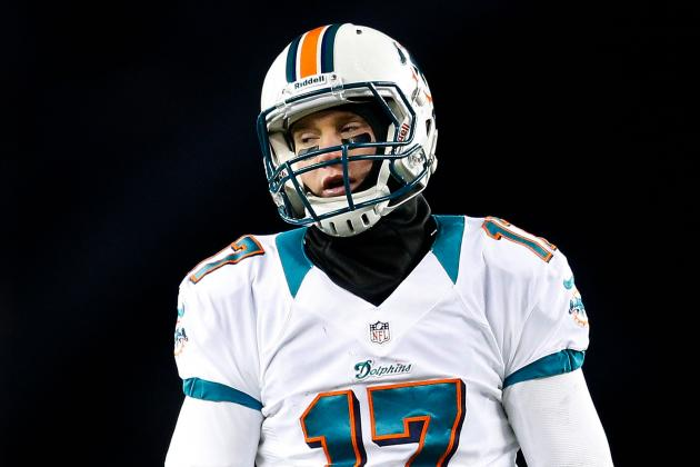 Dolphins Are Banking on QB Ryan Tannehill