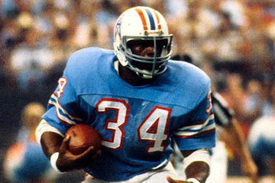 Earl Campbell Doesn't Think NFL Helmet Rule Will Last
