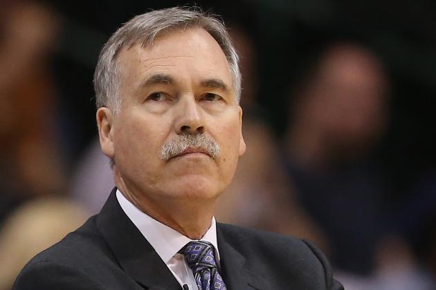 Mike D'Antoni Talks Defensive Expectations of Howard and Gasol