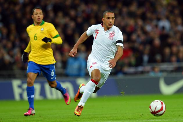 Theo Walcott to Miss England's Upcoming World Cup Qualifiers