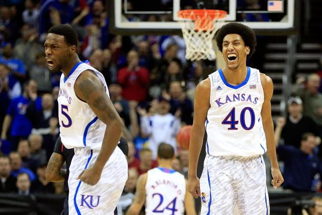 Kansas Must Face Up to the Perils of the No. 1 Seed