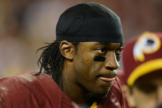 RG3 Plays It Safe with His Brackets