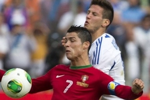 FIFA World Cup 2014: Israel-Portugal