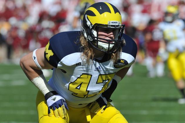 U-M's Cam Gordon Says He's Ready to Take over for Injured Jake Ryan