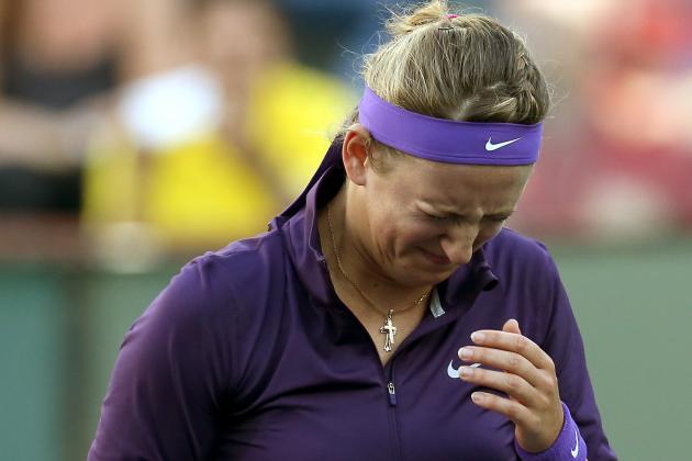 Victoria Azarenka Withdraws from Sony Open