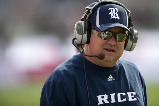 Rice's Bailiff Gets Contract Extension