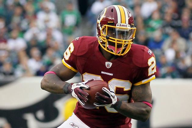Clinton Portis: NFL Is Becoming Flag Football